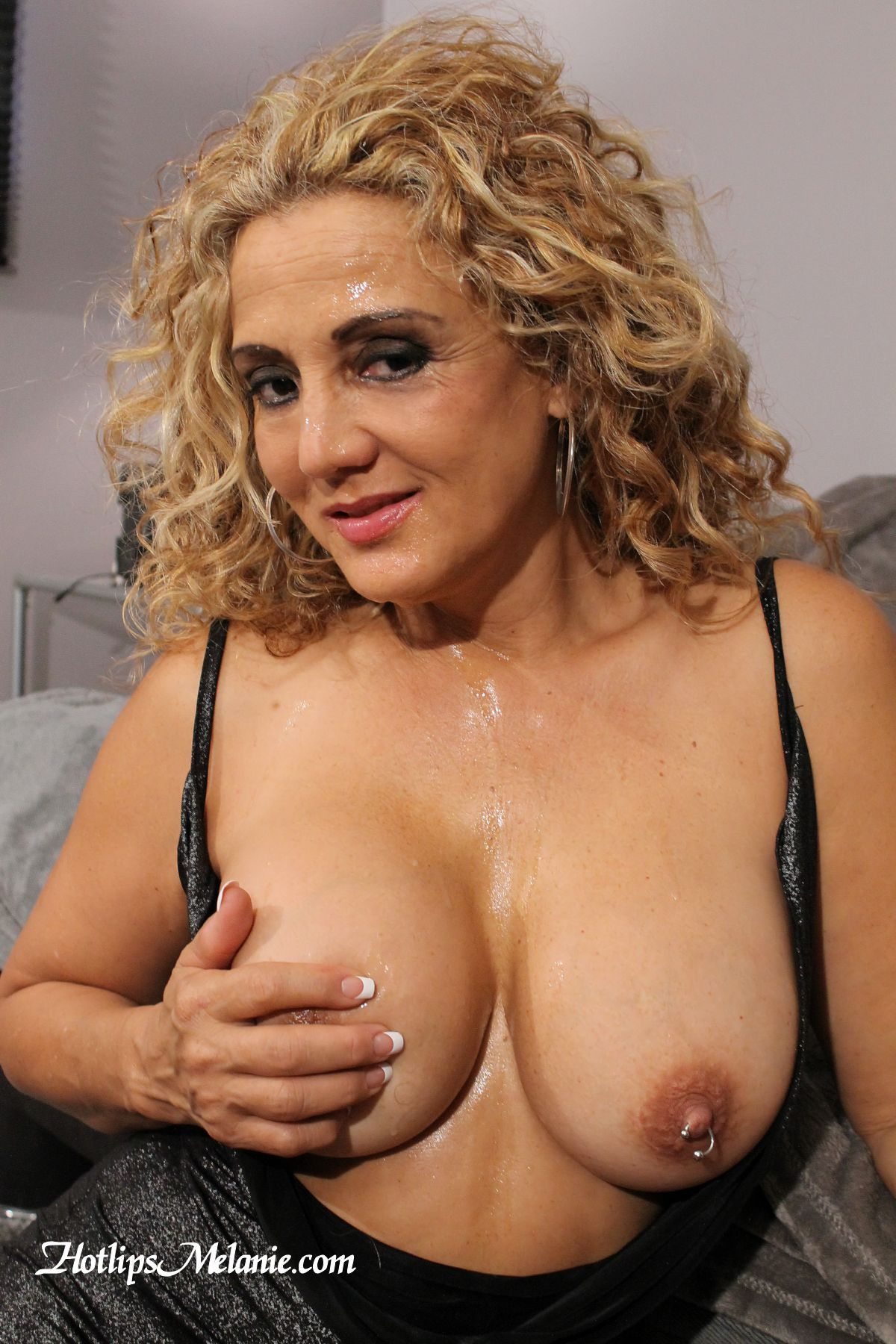 Big Ass Big Tits Latina Milf